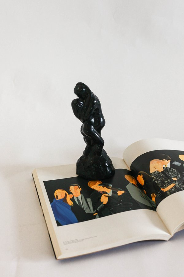 PRE-LOVED Leigh Collective Soulmate Ceramic Sculpture