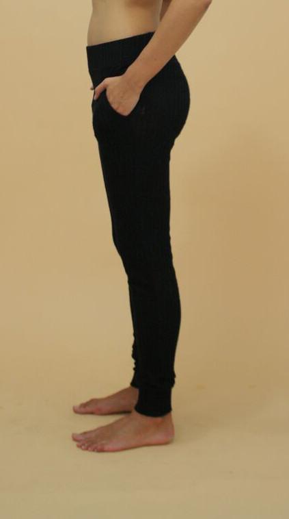 Calder Blake Cocteau Pant in Brushed Variegated Rib
