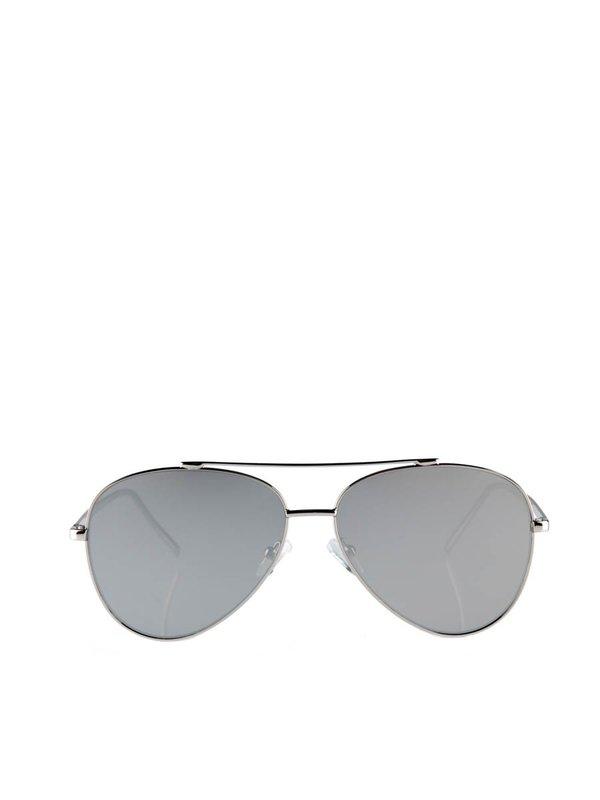 Reality Eyewear MR CHIPS SUNGLASSES - SILVER MIRROR