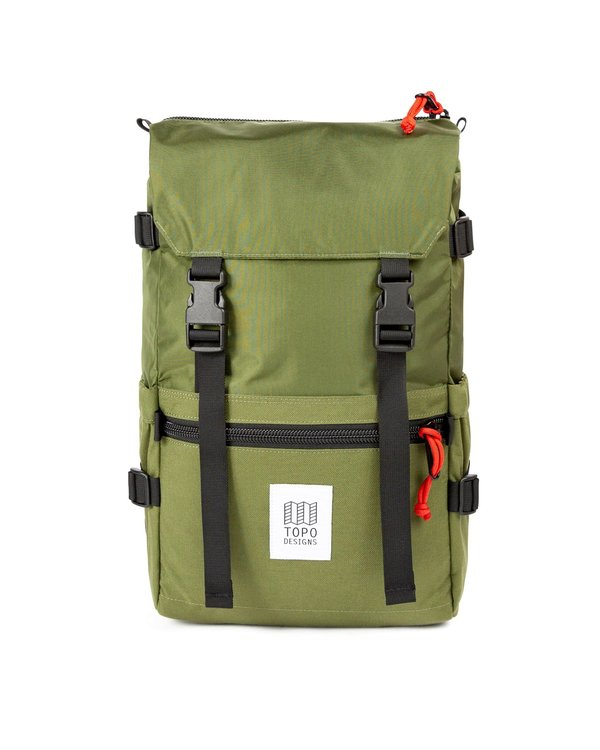 Topo Designs Rover Pack Classic Backpack - Olive/Olive