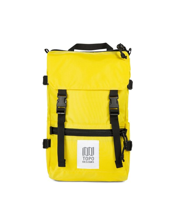 Topo Designs Rover Pack Mini Backpack - Yellow