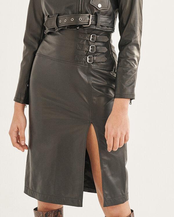alyson eastman VANCOUVER Skirt - Black