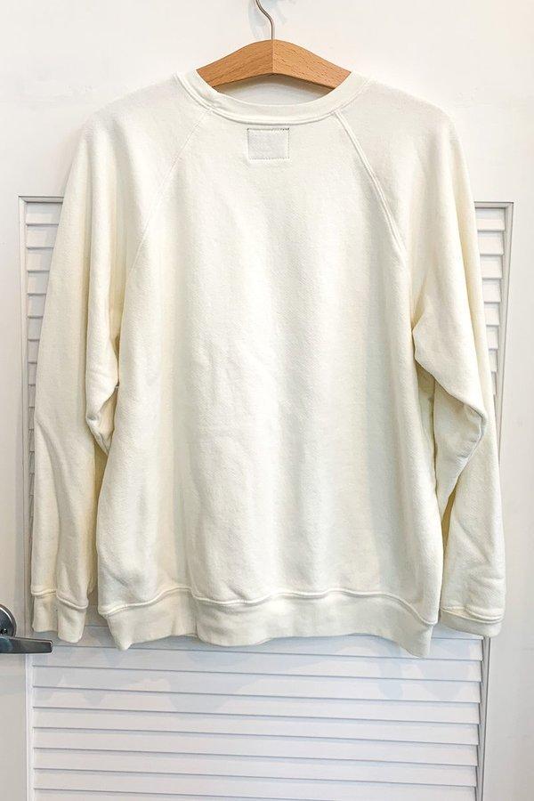 Unisex RETROBRAND BLACK LABEL Blondie Sweatshirt - White
