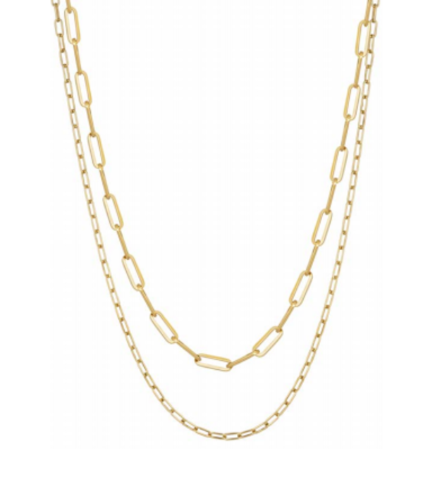 Electric Picks Marley Necklace - Gold