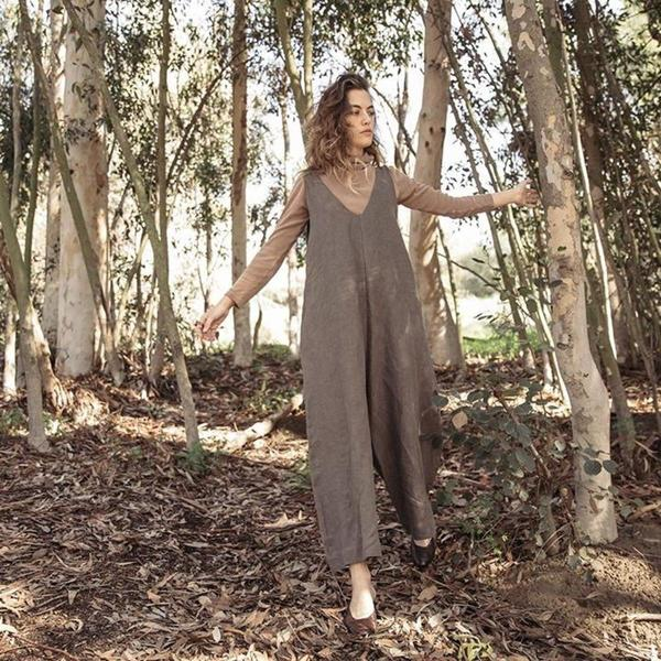 [Pre-Loved] Ozma Marianne Turtleneck - Oak