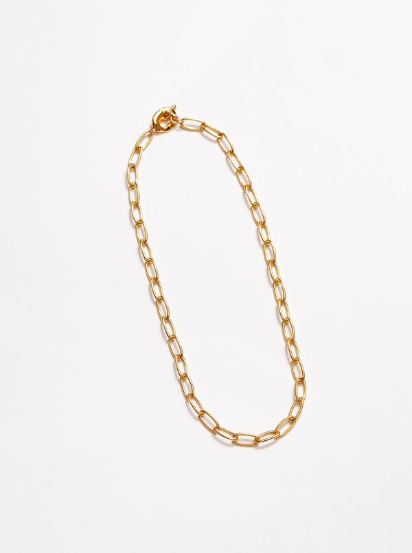 Wolf Circus Talia Necklace - Gold
