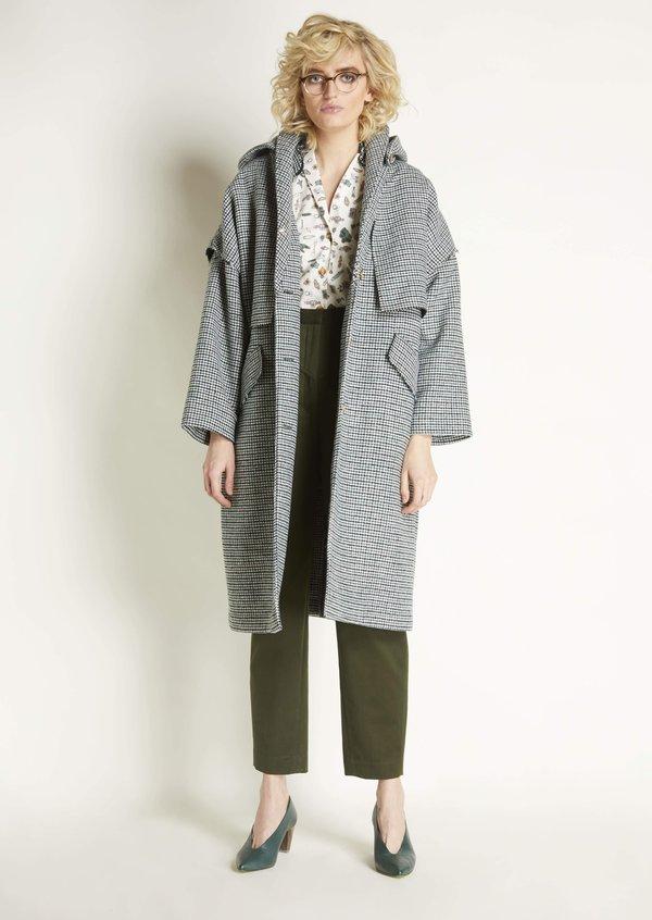 Wool Storm Coat