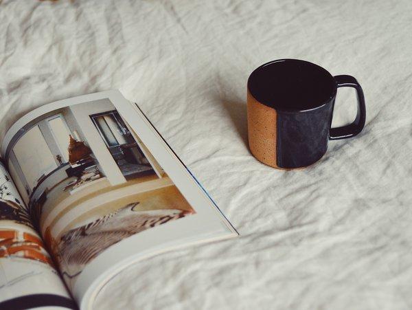 Half & Half Mug