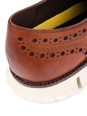 M_zerogrand Wing Ox Leather British Tan