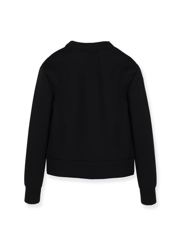 Je Pale Martien Neoprene Slim Fit Sweatshirt