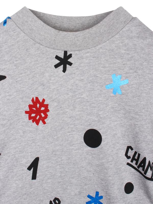 Olympick Icons Slimfit Sweatshirt