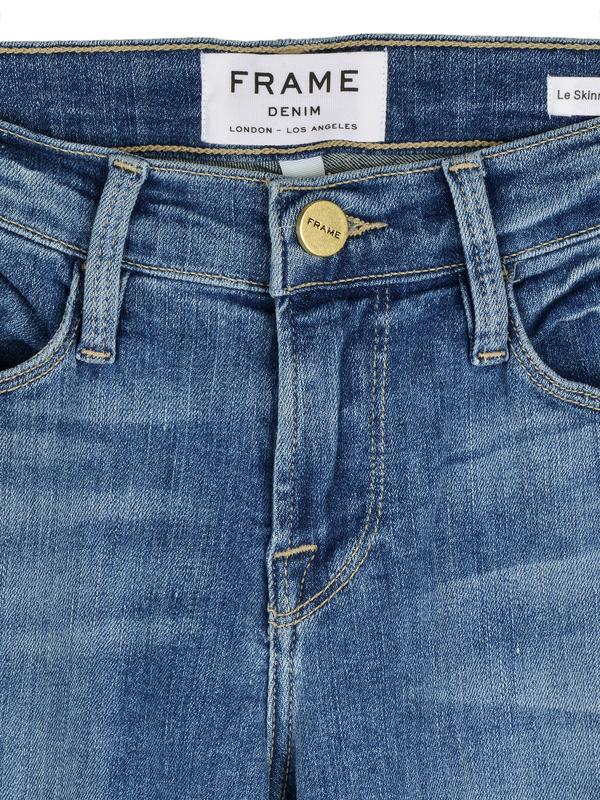 Le Skinny De Jeanne Crop