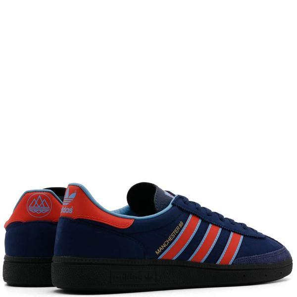 adidas Spezial Manchester 89 / Dark Blue