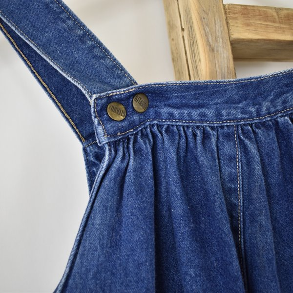 Vintage Gitano Denim Jumpsuit