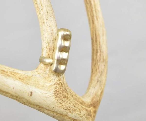 Vintage Taxco Modernist Ring