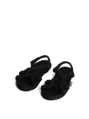 GURKEES Barbados Sandals - Black
