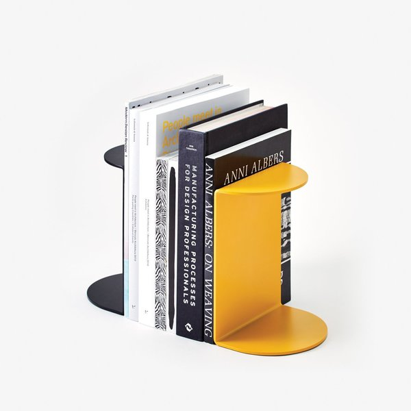 Areaware Reference Bookend - Black
