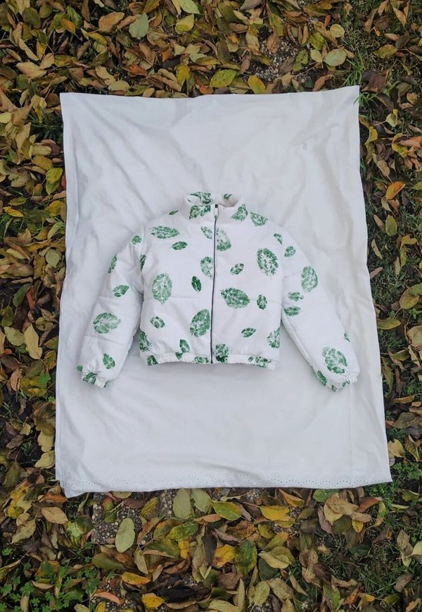 Siz Heart Of Borneo Jacket - Leaves