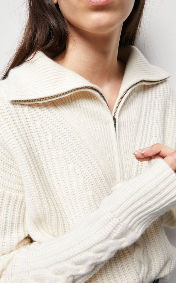 Nili Lotan Angela Sweater - ivy