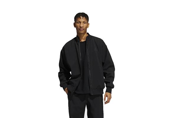 Unisex  adidas x Pharrell Williams GU1368 Track Top - Black
