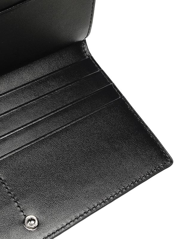 MCM VIS ORIGINAL W-F33  3 FDLRG WLT SLI 001 wallet - black