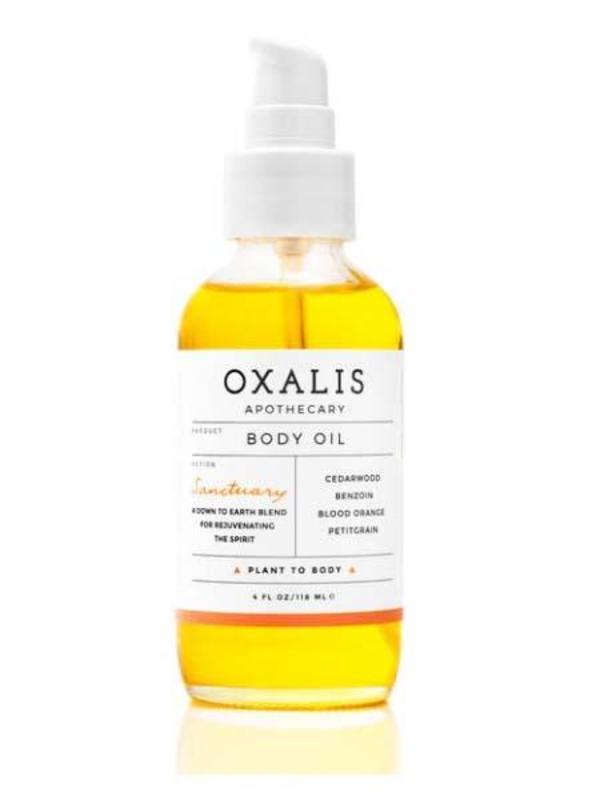 OXALIS Sanctuary Body Oil