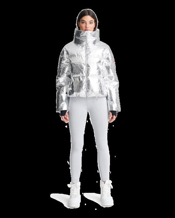 Cordova The Mont Blanc Jacket - Silver