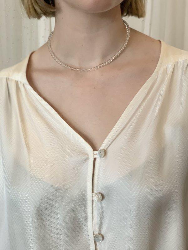 Tilda Glass Bead Necklace