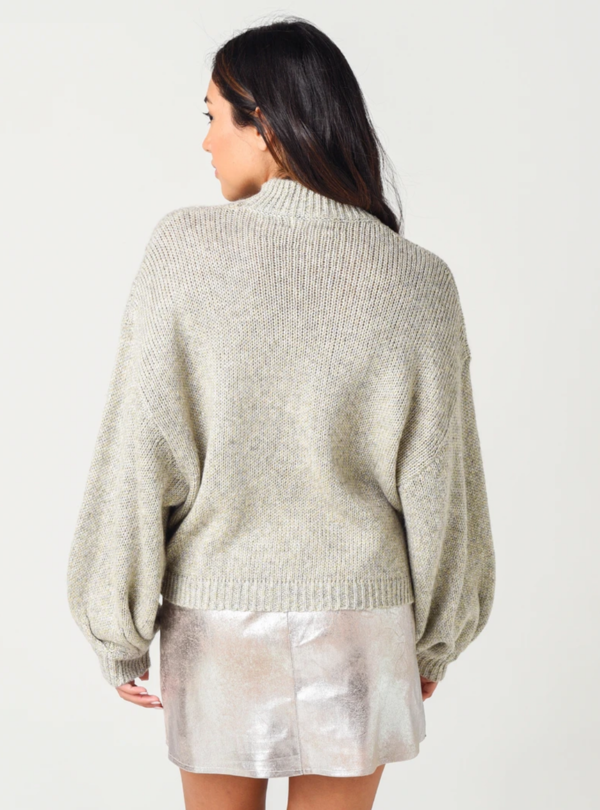 Tried to Warm you Sweater