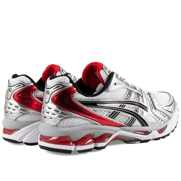 Asics gel-kayano 14 sneakers - White/Classic Red