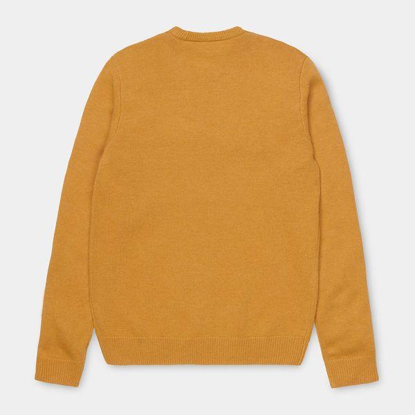 Carhartt WIP Allen Sweater - Winter Sun