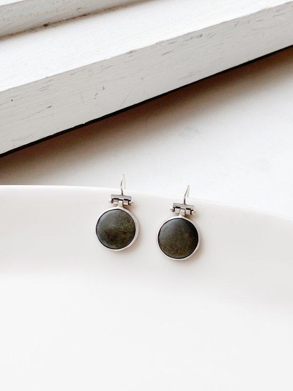 Earrings by Terri Logan