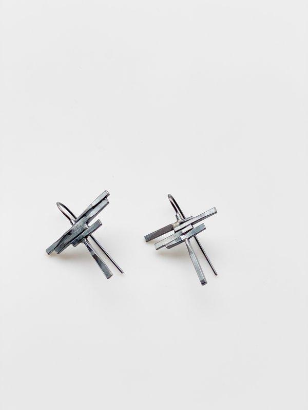 Terri Logan Earrings - Sterling silver