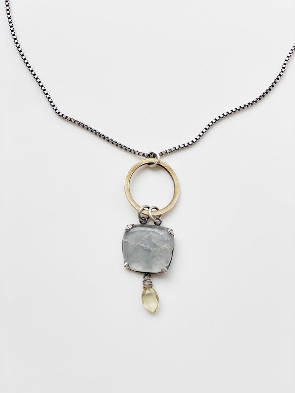 Terri Logan Necklace - sterling