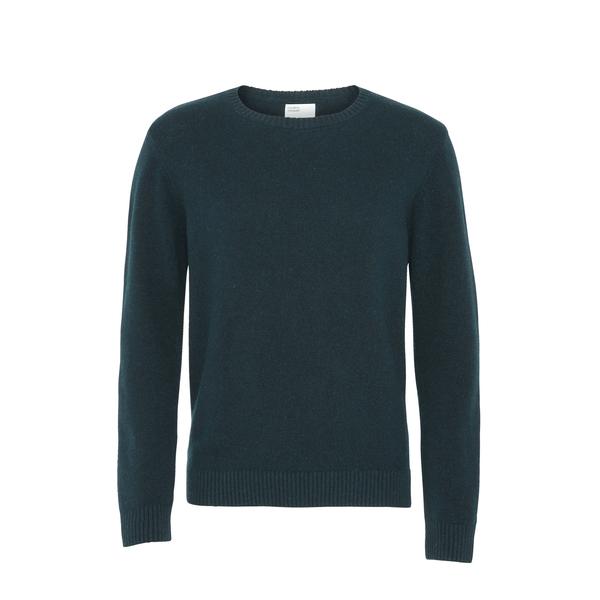 Unisex Colorful Standard Classic Merino Crew sweater - Ocean Green