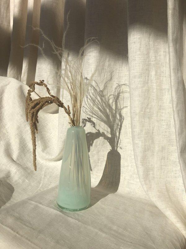 Gary Bodker Designs Big Gem Tall Vase - Mint