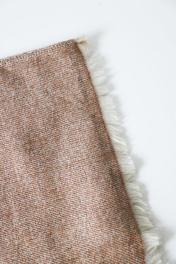 Pria Knit Wool Scarf