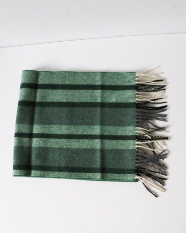 Pria Striped Wool Scarf