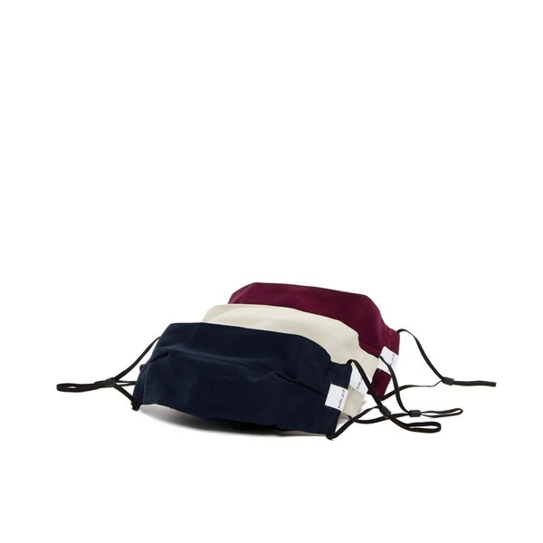 Zenbu Organic Cotton 3 Pack Regular Mask Gift Set