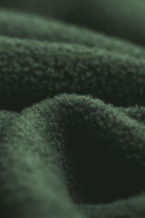 Harmony Serano Sweat - Dark Green
