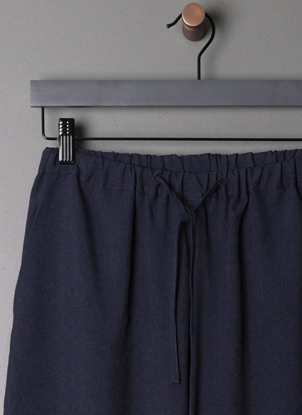 GREI. STRAIGHT EASY PANT - MIDNIGHT BLUE