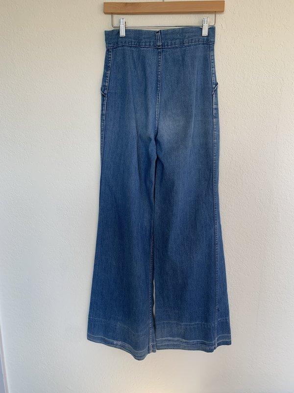 Vintage LOOP Hiroko Denim - Blue