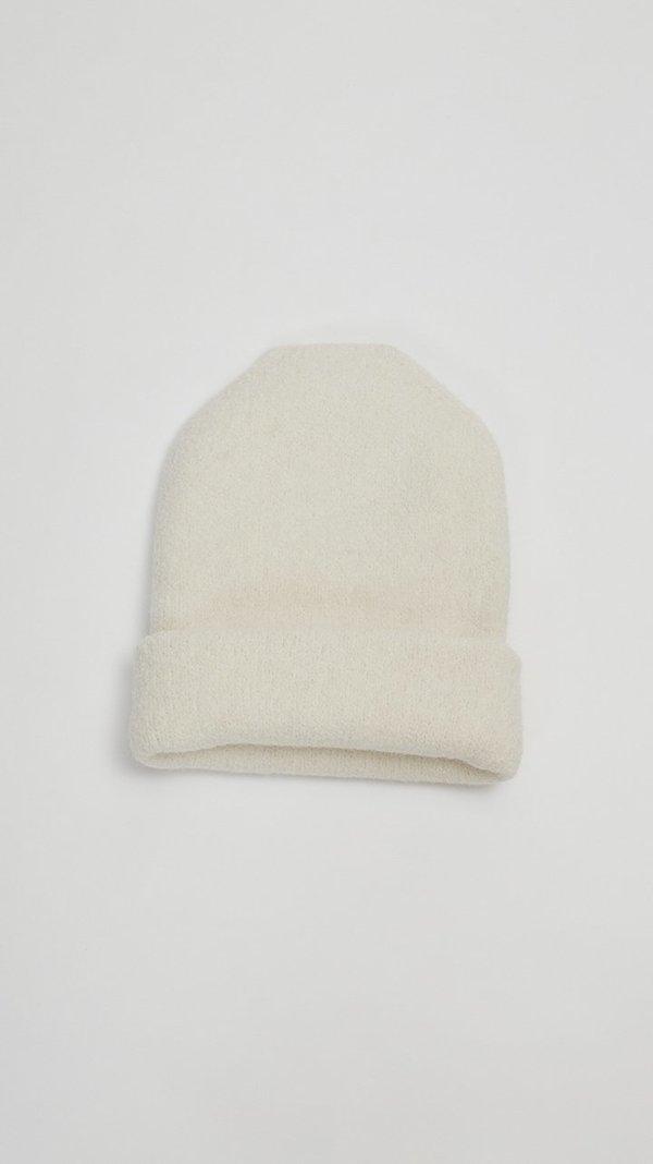 Lauren Manoogian Carpenter Hat - White