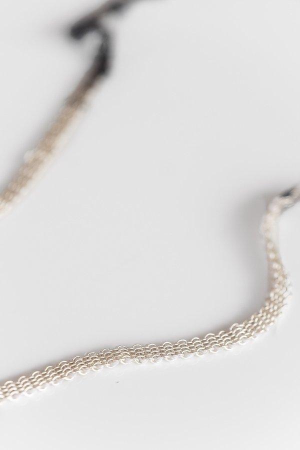STEPHANIE SCHNEIDER NO. 4 NECKLACE - Sterling Silver