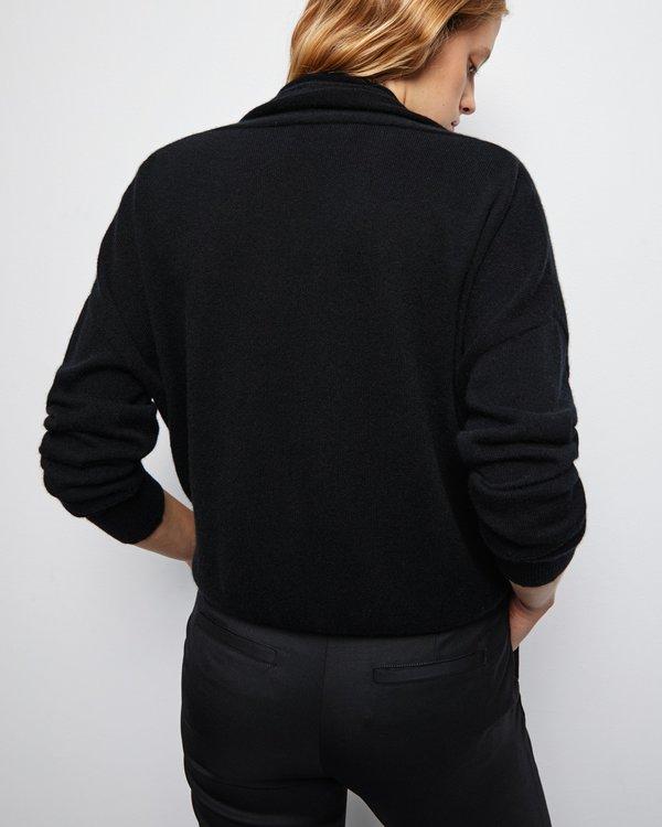 Nili Lotan Lakota Sweater - black