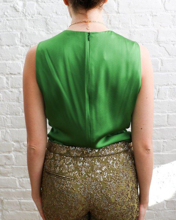 Moschino Silk Blouse, Size 8
