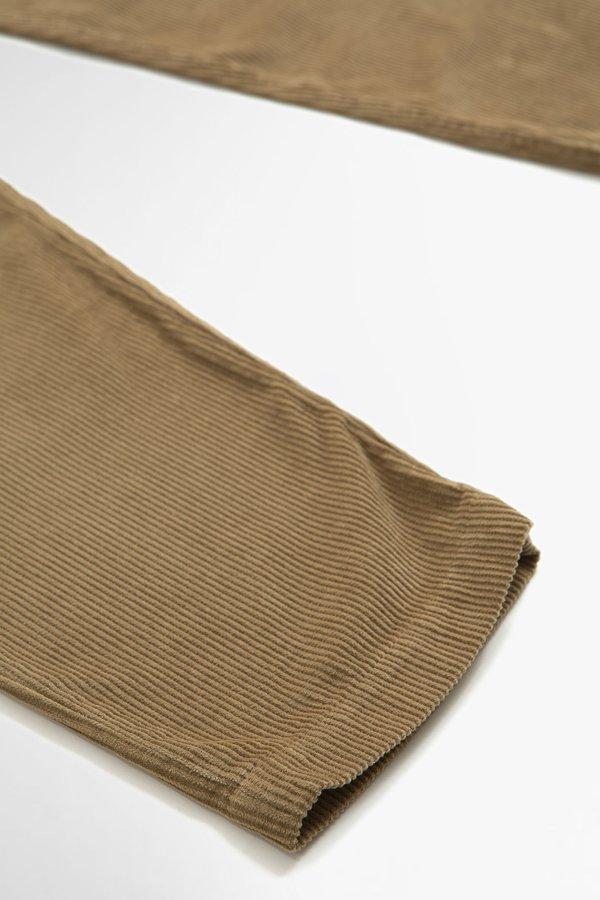 Universal Works Military Chino Cord - Taupe