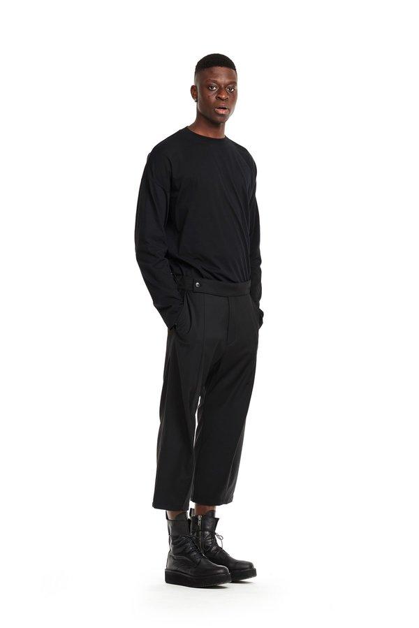 CONCEPTS D'ODEUR - Front Pants - Black