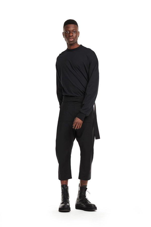 CONCEPTS D'ODEUR - Quarter Pleat Pants