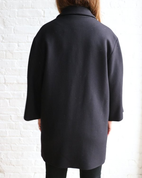 [Pre-loved] OSMAN Double-Breasted Coat
